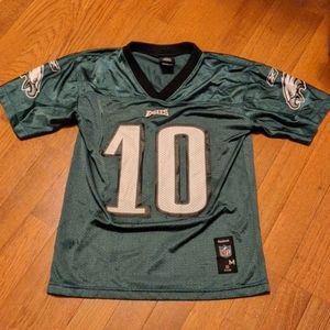 Reebok #10 Jackson Eagles Youth Med Jersey